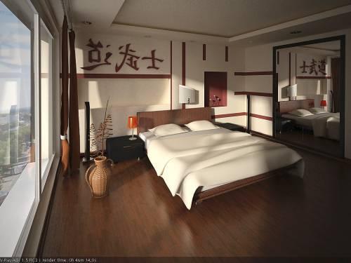 китайские спальни