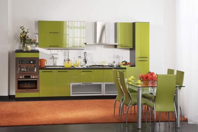 Дизайн кухни фото оливкового цвета