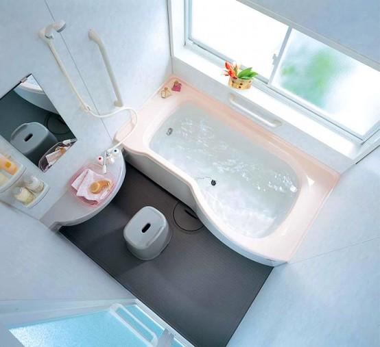 ванная комната 4 м