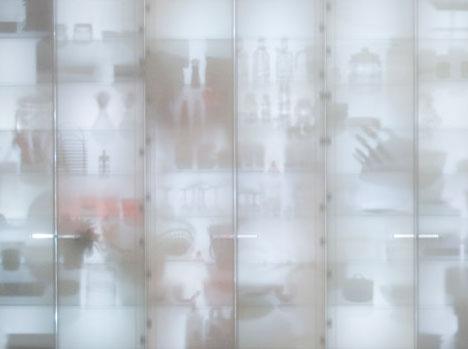 кухни с подсветкой, фото