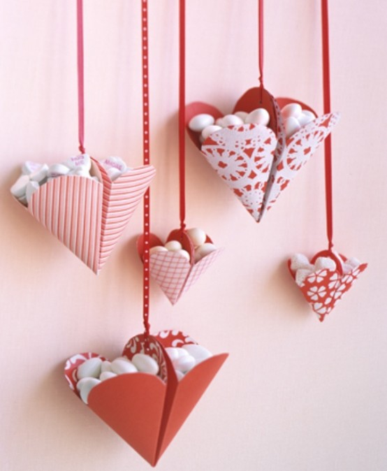 Подарки к дню валентина своими руками