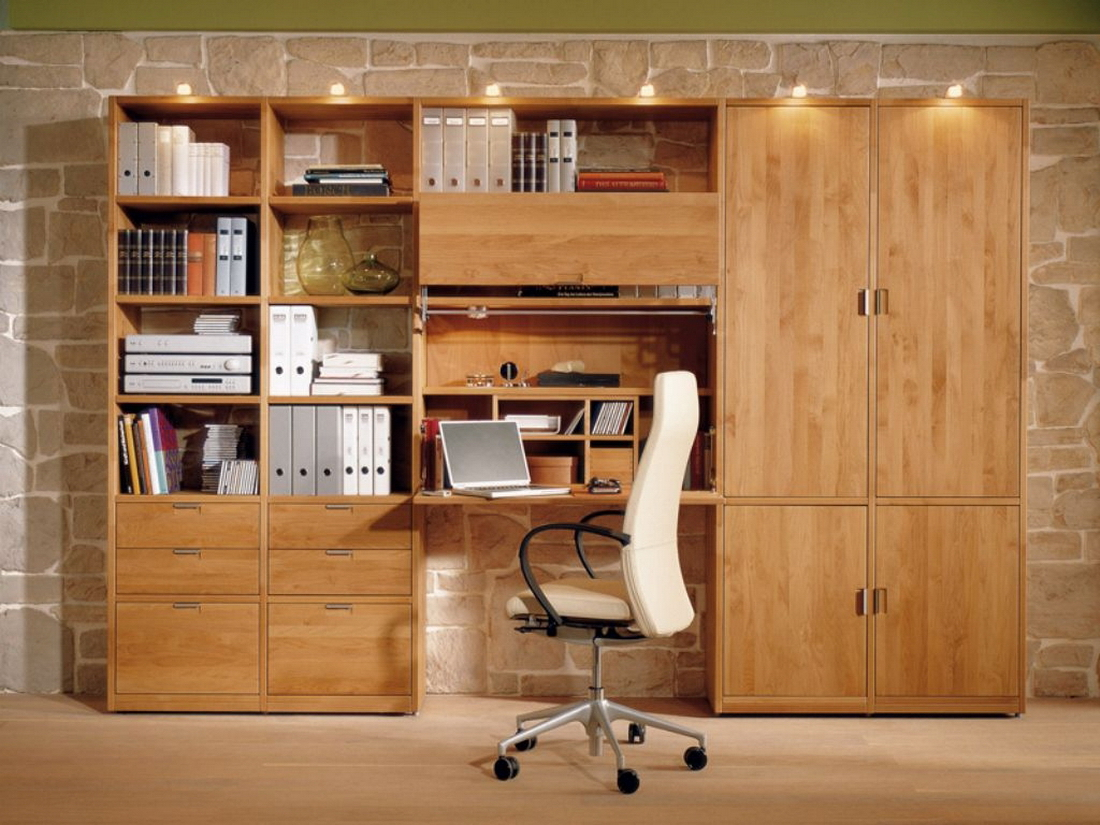 Шкаф из дерева дизайн
