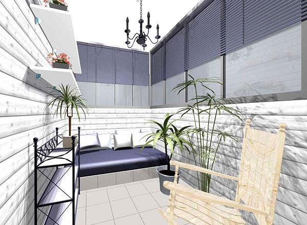 Дизайн интерьера балкона фото - интернет-журнал inhomes.