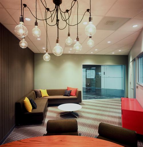 Новый офис Facebook, фото