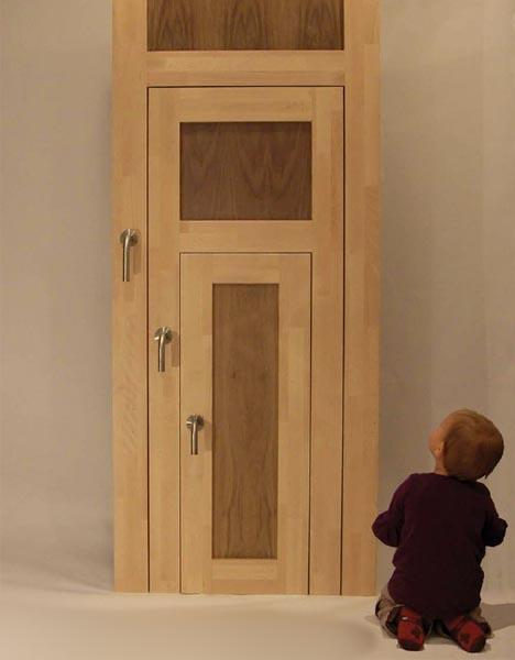 Оригинальная межкомнатная дверь SlamDoors Ltd , фото
