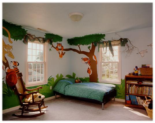 Как сделать из своей комнаты сад