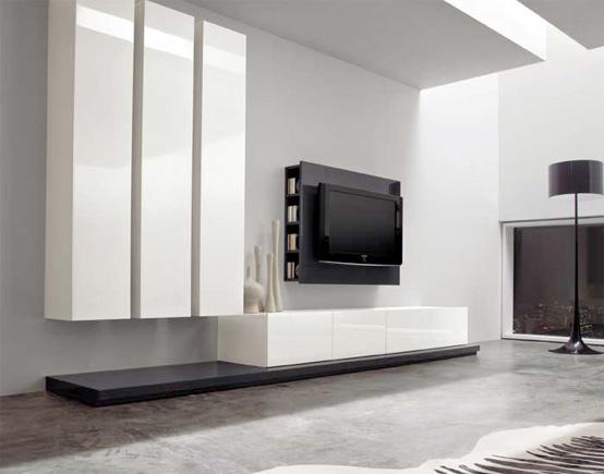 гостиная в стиле минимализм, фото
