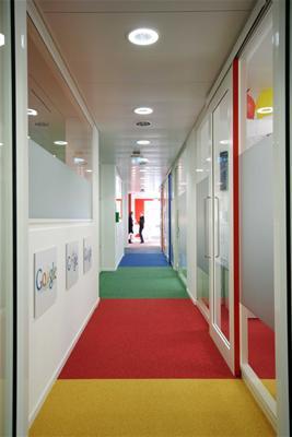 Европейские офисы Google, фото