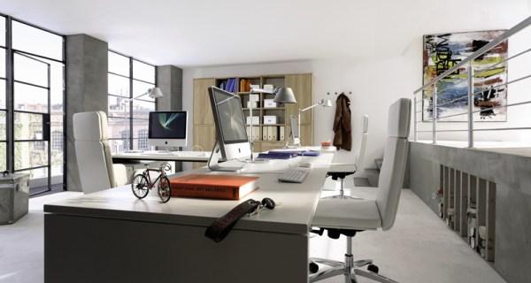 домашний кабинет интерьер
