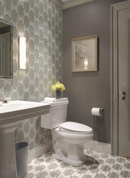 Фото дизайн стен ванна туалет