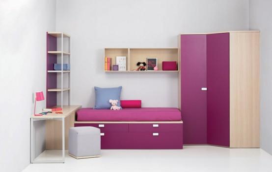 интерьер комнаты для малыша