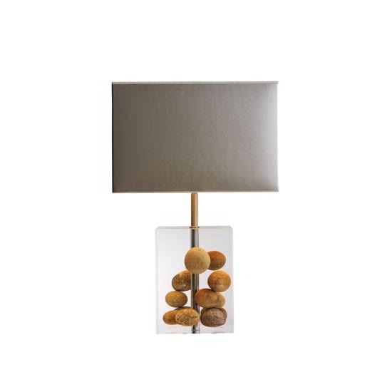 акриловые настольные лампы