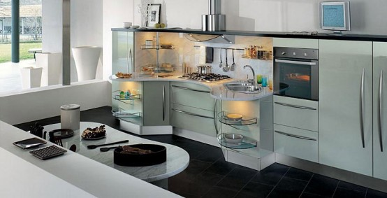 snaidero кухни, фото