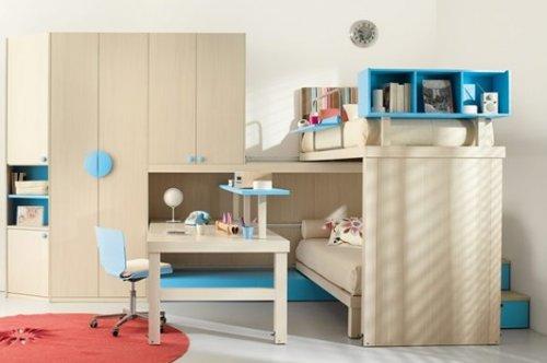 интерьер детских комнат для двоих детей