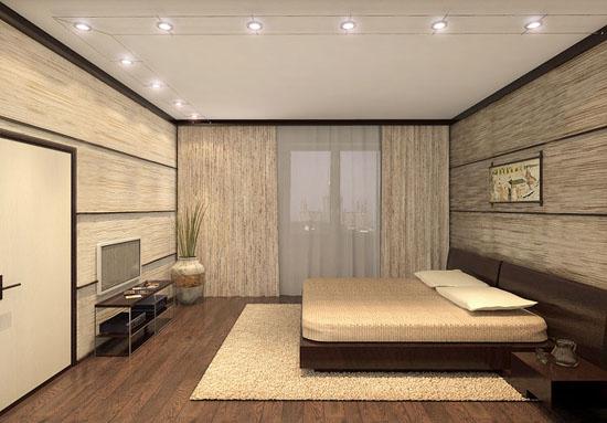 готовые проекты спален