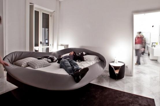 кровати в стиле модерн ,фото
