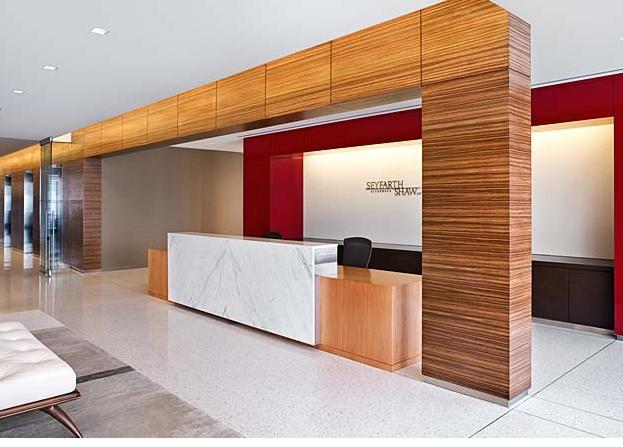 дизайн интерьера офиса, фото