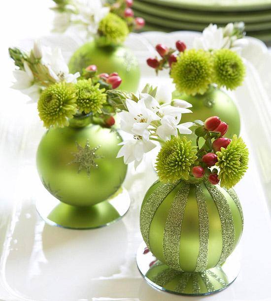 Как украсить новогодний стол 2013 года