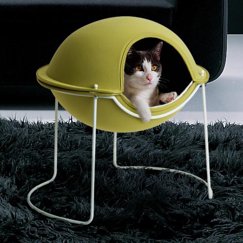 домик для кошек фото