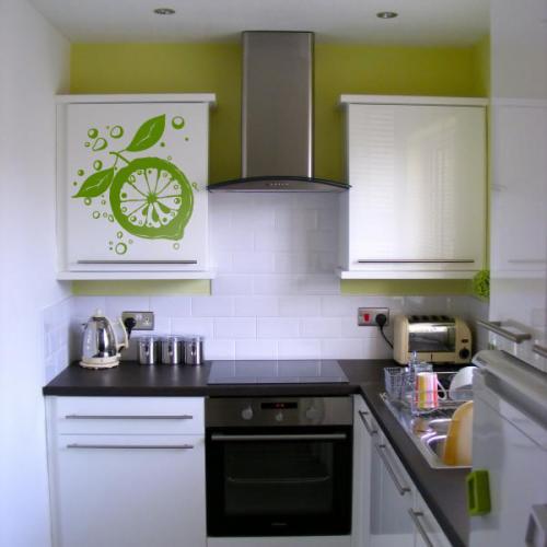 кухня 4 кв м