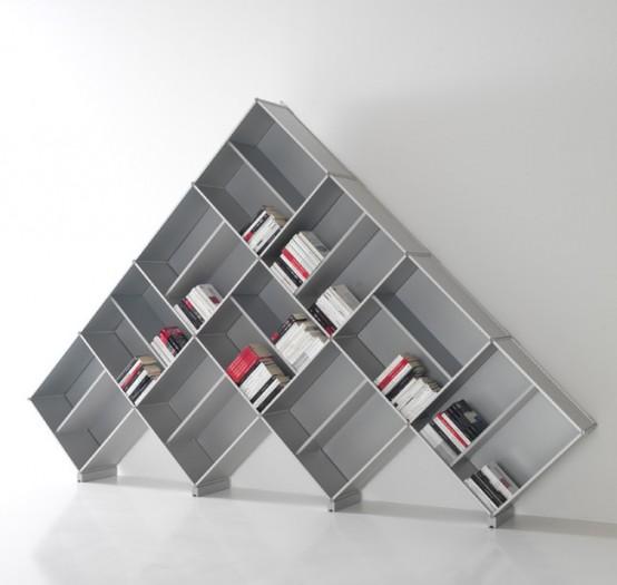 оригинальный модульный шкаф, фото