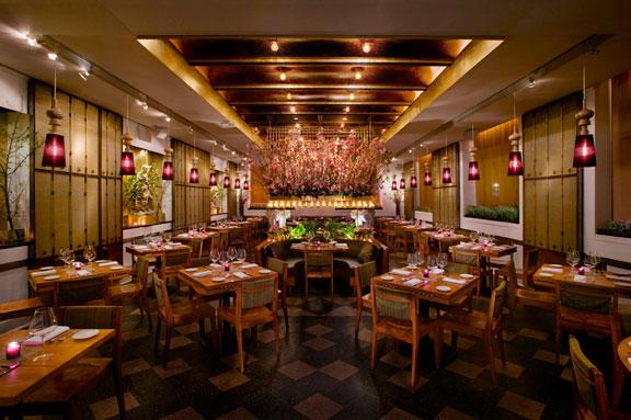 лучшие интерьеры ресторанов