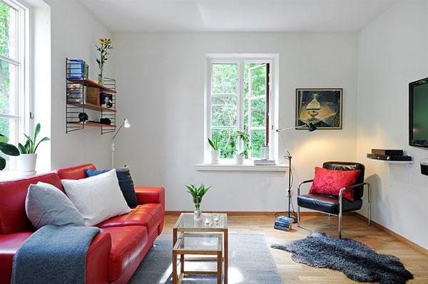 интерьер маленькой квартиры,фото
