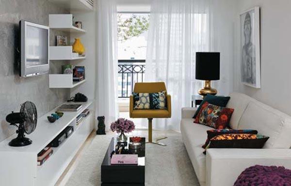 как расставить мебель +в квартире