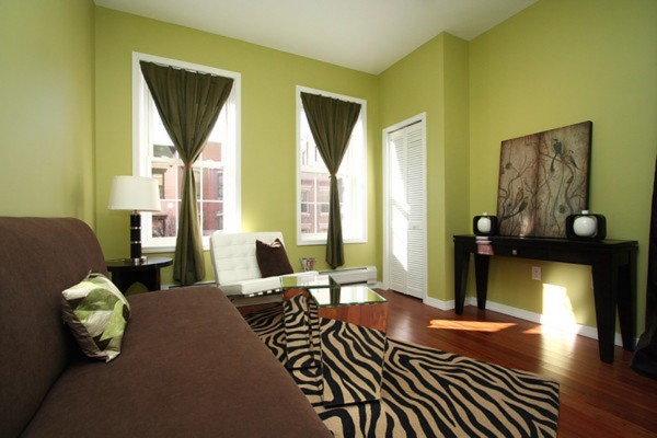 расстановка мебели +в квартире