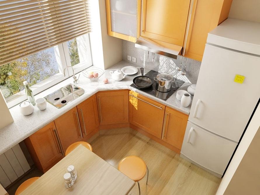 Подберите интерьер кухни под вашу
