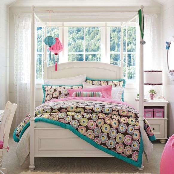 комната для молодой девушки