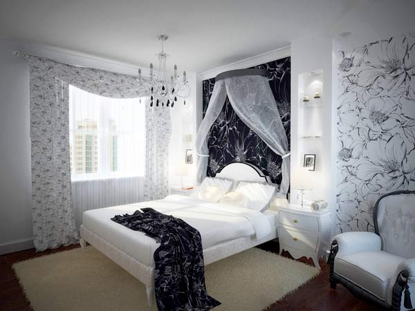 Дизайн спальной комнаты в хрущевке. Фото