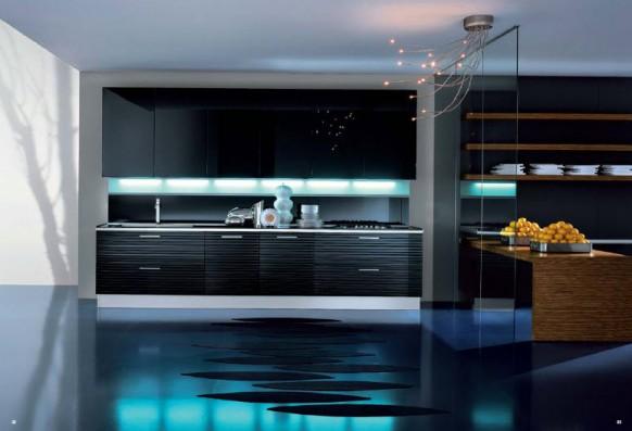 кухни класса люкс, фото