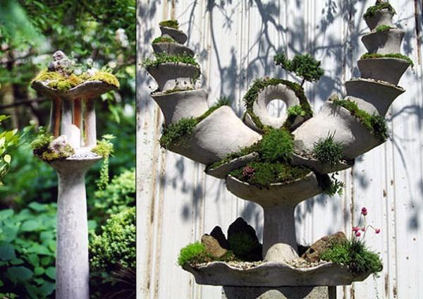 садовая скульптура, фото
