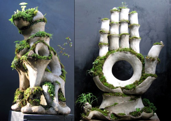 уникальные садово-парковые скульптуры