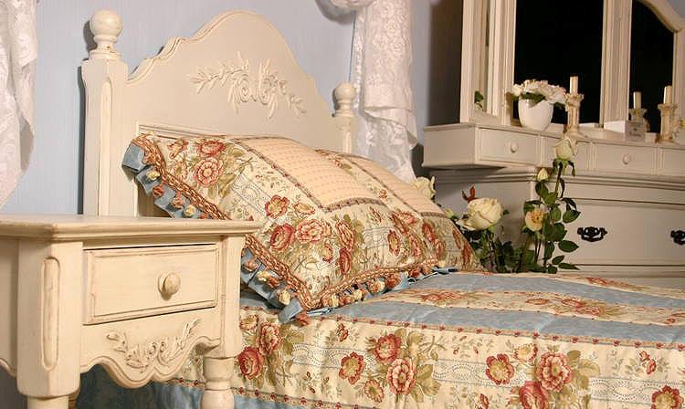 Спальни в стиле прованс своими руками