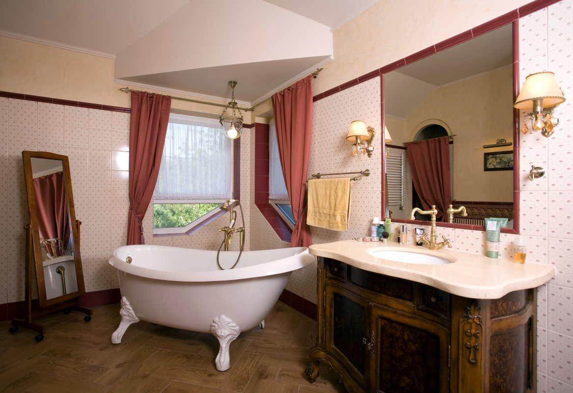Ванны в классическом стиле дизайн фото