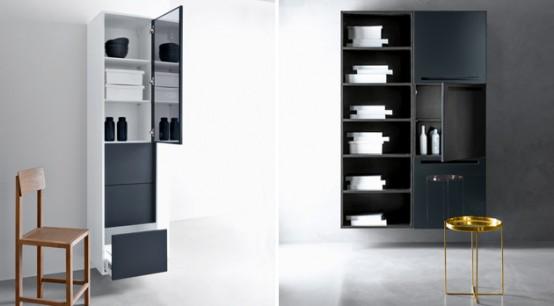 модульная мебель для ванной