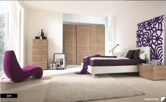 фото красивых спален