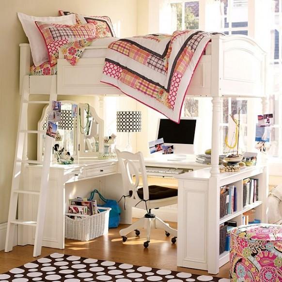 оформление комнаты для девушки
