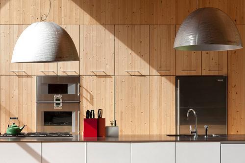 дизайн интерьера из дерева, фото