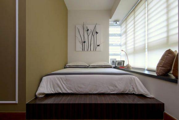 Спальня 6 кв.м.