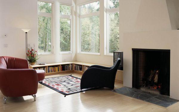дизайн квартиры угловой с двумя окнами фото #15